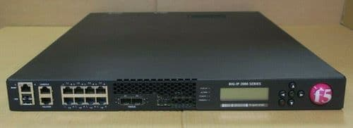 F5 Networks Big-IP 2000S LTM Local Traffic Manager Load Balancer Ver 11.5.4 +Lic